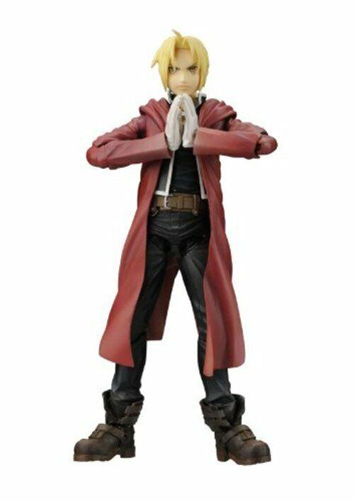 Fullmetal Alchemist Brotherhood: Edward Elric Play Arts Kai Action Figure
