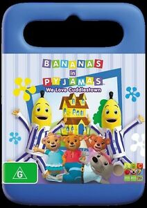Bananas in Pyjamas: We Love Cuddlestown NEW R4 DVD