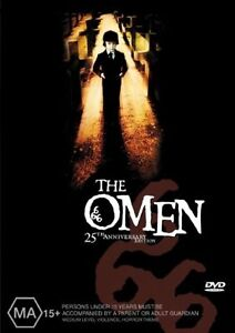 The Omen (1976) Gregory Peck, Lee Remick - NEW DVD - Region 4