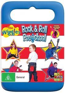 The Wiggles - Rock & Roll Preschool (DVD, 2015)