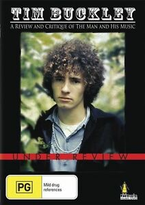 Tim Buckley - Under Review (DVD, 2009) MUSIC [ALL Regions] BRAND NEW & unsealed