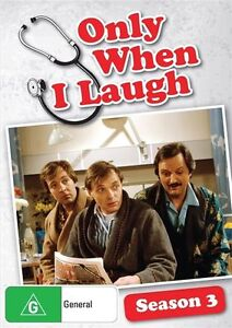 Only When I Laugh Season 3 New DVD Region 4 Sealed