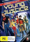 Young Justice DVD Movies