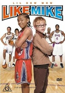 Like Mike (DVD, 2004) Lil Bow Wow, Crispen Glover, Eugene Levy