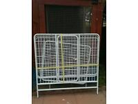 Parrot cage breeding cage