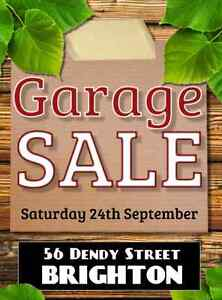 GARAGE SALE - BRIGHTON - Old warehouse items, furniture, etc Dandenong Greater Dandenong Preview
