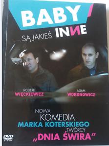 Baby Sa Jakies Inne POLISH DVD Marek Koterski - <span itemprop='availableAtOrFrom'>Ciecierzyn, Polska</span> - Baby Sa Jakies Inne POLISH DVD Marek Koterski - Ciecierzyn, Polska