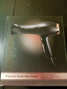 Kardashian Beauty Premium Finish Hair Dryer