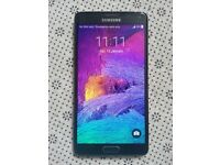 Samsung Galaxy Note 4 *UNLOCKED* (32GB) in Perfect Working Condition