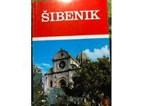 Sibenik Colour Guide. Yugoslavia. Rare