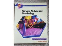 Microbes medicine and biology
