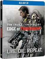 échange ou vente: THE EDGE OF TOMORROW BLURAY 3D