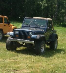 1990 Jeep Other Yj Convertible