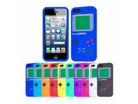 Retro Blue Gameboy Style Case: iPhone 4/4S