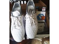 Adidas Football Boots Astro Turf - as new - UK Size 11