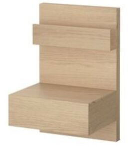 Table de chevet Ikea malm nightstand