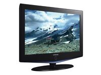 """Samsung 40"""" inch HD LCD TV with Freeview Built in, HDMI not 37 39 42 May Deliver Locally"""