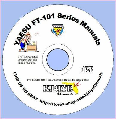 YAESU FT-101 EX  RADIO PARTS  RCA 8 JACKS