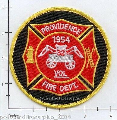 North Carolina - Providence NC Fire Patch v3