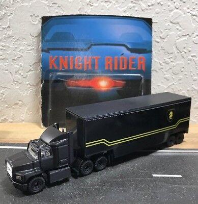 Custom Knight Rider Semi Truck Pair With YOUR Hot Wheels KITT  seller