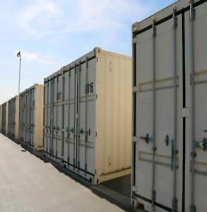 8x40 storage unit $150 a month