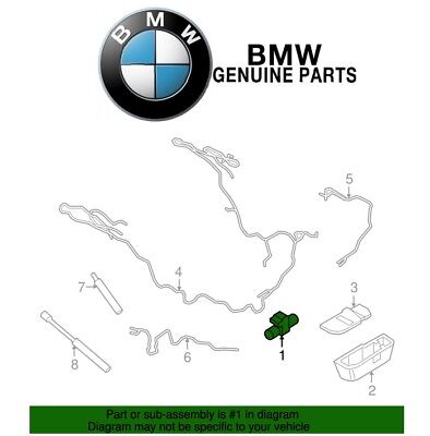 NEW BMW E89 Z4 2010-2016 Convertible Top Motor Hydraulic Unit Assembly Genuine