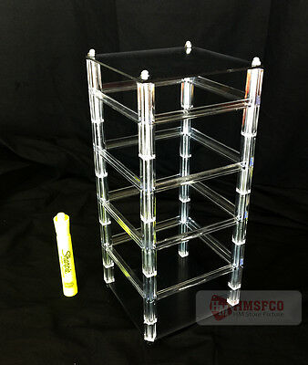 Rotating Acrylic Countertop Earring Display Stand 3101-1 - New