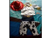Toy Story Jessie Costume 12-18mths