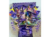 Sweet/Chocolate bouquets