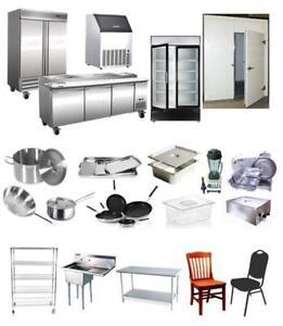 Brand New Commercial Restaurant Equipment