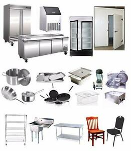 Brand New Restaurant Equipment