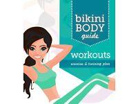 Bikini Body Guide (BBG) - 12 Week Exercise and Training Program