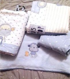 Next 4 Piece Cot Bed Set