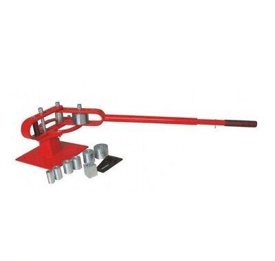 1 To 3 Bench Die Bender Pipe Square Rod Bender Tubing Bending Tool Mild Steel