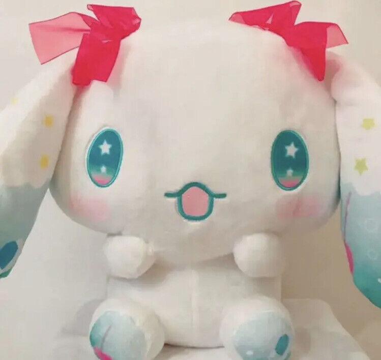 Sanrio Cinnamoroll Cream Soda Big Plush Prize 35cm