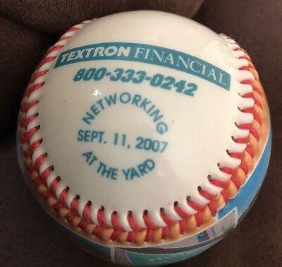 Baltimore Orioles Textron Financial Networking At The Yard 2007 Sga Baseball
