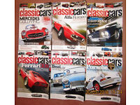 Classic Cars Magazine – Complete 2008 Year