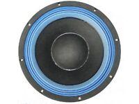 "Turbomax 18"" speakers x4"