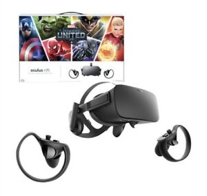 Oculus MARVEL VR Spécial Edition Rift+Touch Limited Edition