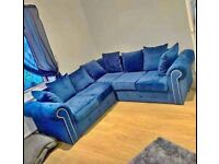 BEST QUALITY ASHWIN CORNER SOFAS AVAILABLE IN 3+2 SET