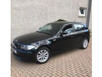 BMW 1 series 116 diesel, 2010, mot 1 year and taxed(£30 for the year) full service history