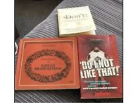 3 quote books