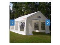 4m x 6m marquee in London