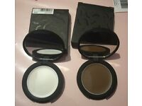 2 Contour creams TopShop / Top Shop dark & light