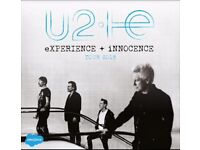 U2 experience + innocence tour Manchester arena