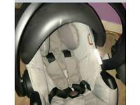 Stokke Baby car seat pick up from possilpark