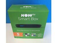 Brand new Now TV Smart box