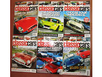 Classic Cars Magazine – Complete 2007 Year