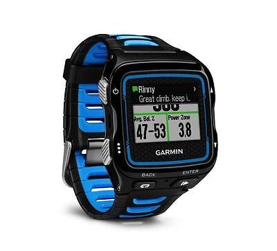 New Garmin Forerunner 920XT Multisport Fitness and Training Watch Blue Black