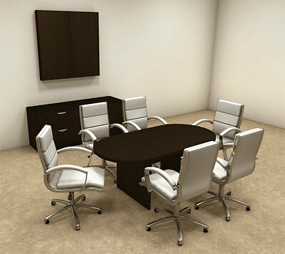 Modern Racetrack 6 Feet Conference Table Ot-sul-c4